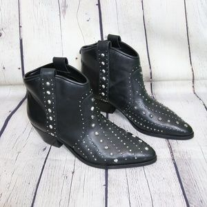 Sam Edelman Brian Black Booties